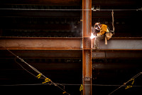 #6 on the ENR Top Photos of 2015 - Welder - Oxford Ping On - Boston, MA