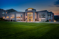 Marist College - Rotunda - Poughkeepsie, NY. This was shot for a construction company.