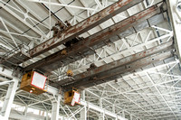 Overhead Cranes - Soon-To-Be Home of Cannistraro Manufacturing and Warehouse - Boston, MA